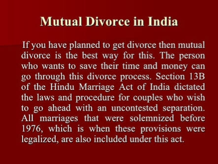 Mutual Consent Divorce Lawyer in Delhi